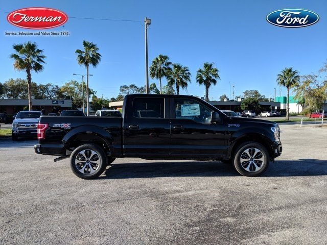 2019 F-150 SuperCrew Cab 4x4,  Pickup #19F340 - photo 3