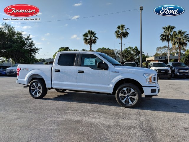 2019 F-150 SuperCrew Cab 4x4,  Pickup #19F357 - photo 1
