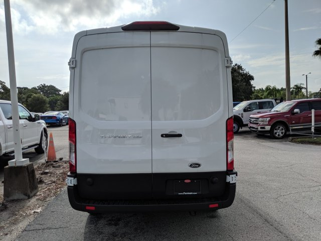2019 Transit 250 Med Roof 4x2,  Empty Cargo Van #19F386 - photo 4