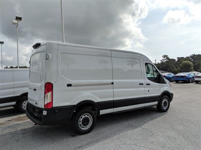 2019 Transit 250 Med Roof 4x2,  Empty Cargo Van #19F386 - photo 2