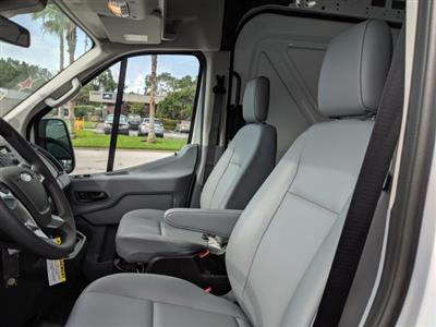 2019 Transit 250 Med Roof 4x2,  Empty Cargo Van #19F386 - photo 9
