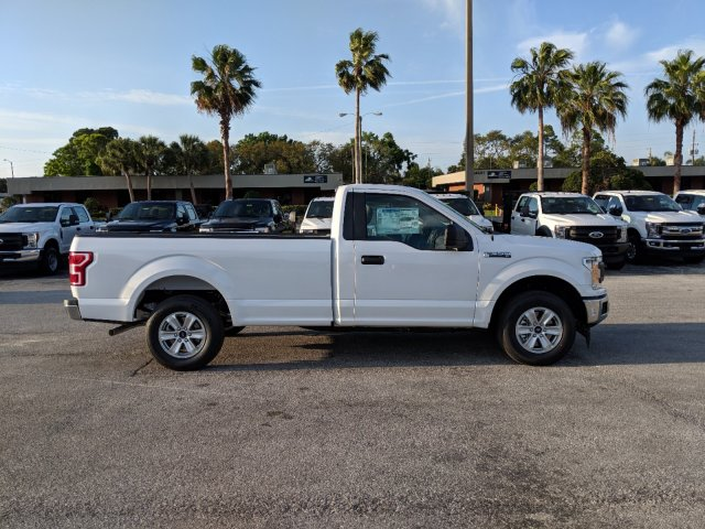 2019 F-150 Regular Cab 4x2,  Pickup #19F405 - photo 3