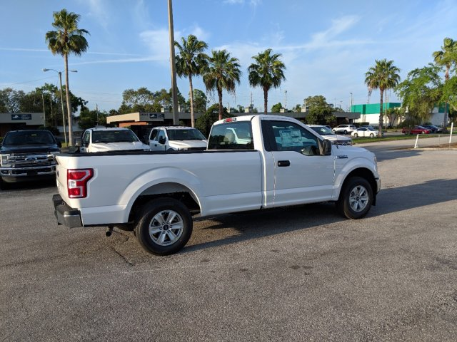 2019 F-150 Regular Cab 4x2,  Pickup #19F405 - photo 2