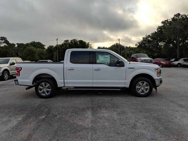 2019 F-150 SuperCrew Cab 4x2,  Pickup #19F416 - photo 3