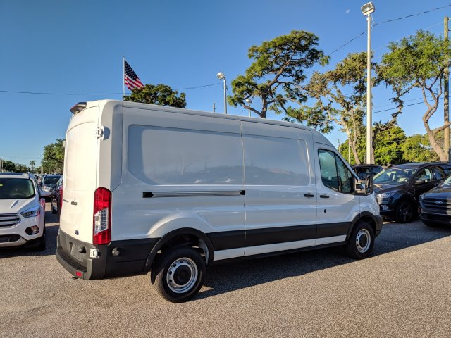 2019 Transit 250 Med Roof 4x2,  Empty Cargo Van #19F444 - photo 2