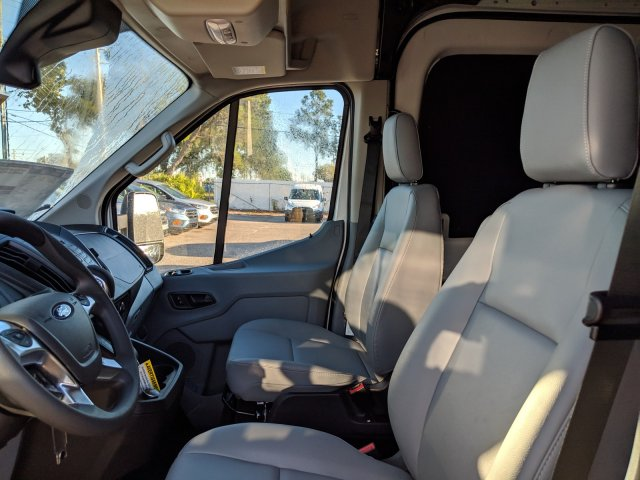 2019 Transit 250 Med Roof 4x2,  Empty Cargo Van #19F444 - photo 9