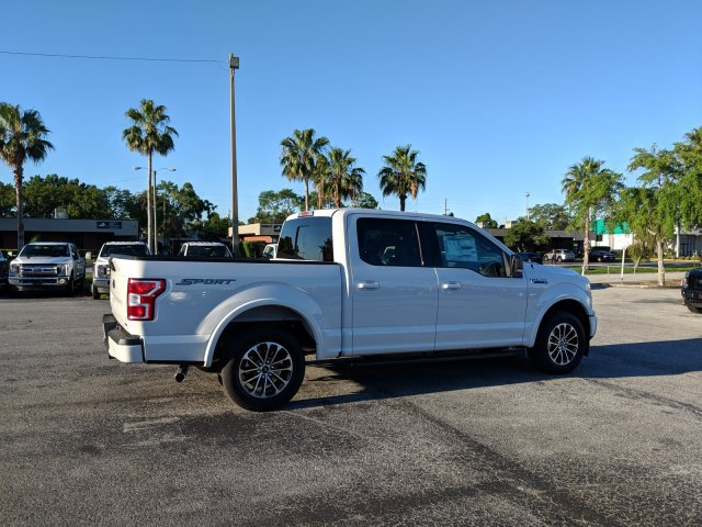 2019 F-150 SuperCrew Cab 4x2,  Pickup #19F447 - photo 2