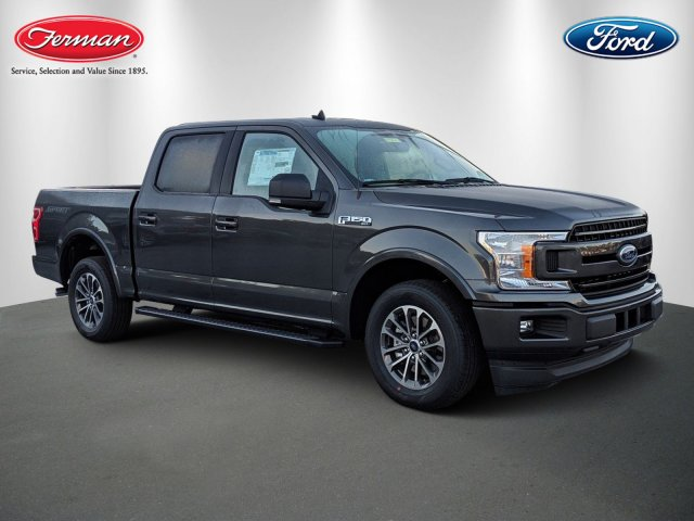 2019 F-150 SuperCrew Cab 4x2,  Pickup #19F467 - photo 1