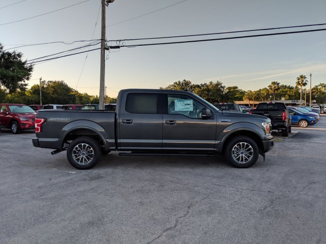 2019 F-150 SuperCrew Cab 4x2,  Pickup #19F467 - photo 3