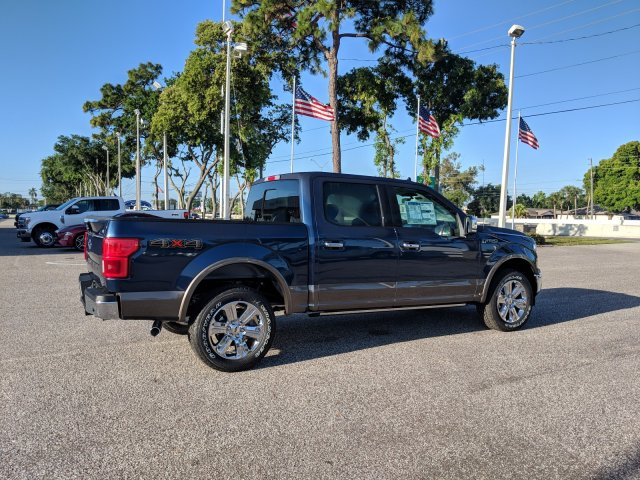 2019 F-150 SuperCrew Cab 4x4,  Pickup #19F491 - photo 2