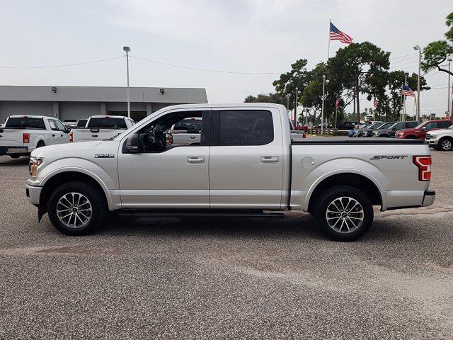 2019 F-150 SuperCrew Cab 4x2,  Pickup #19F511 - photo 7