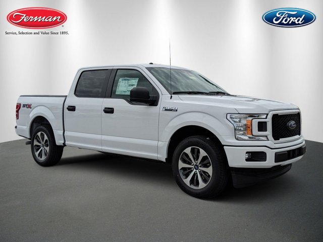 2019 F-150 SuperCrew Cab 4x2,  Pickup #19F512 - photo 1