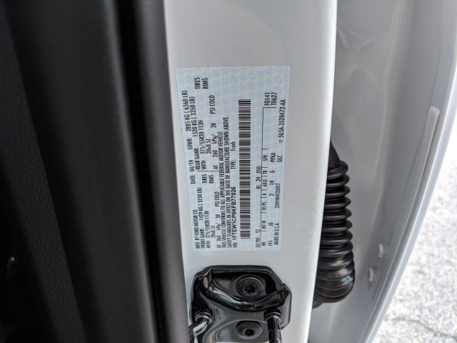 2019 F-150 SuperCrew Cab 4x2,  Pickup #19F512 - photo 13
