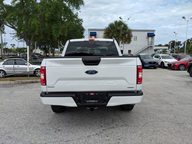2019 F-150 SuperCrew Cab 4x2,  Pickup #19F512 - photo 4