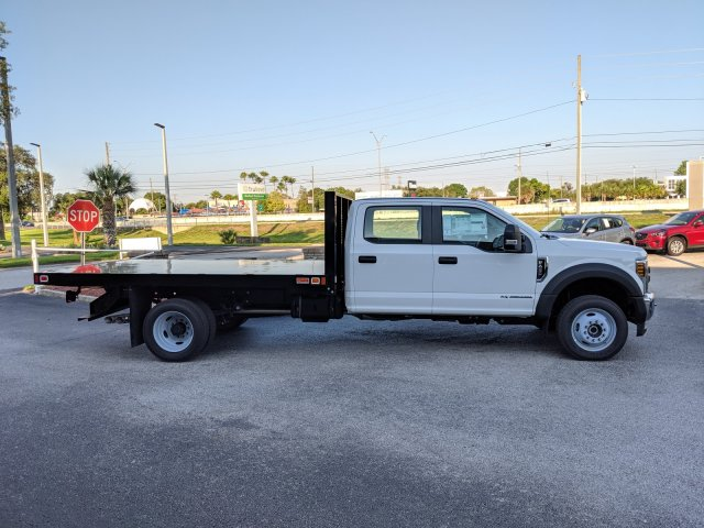 2019 F-450 Crew Cab DRW 4x4,  Knapheide Value-Master X Platform Body #19F536 - photo 4