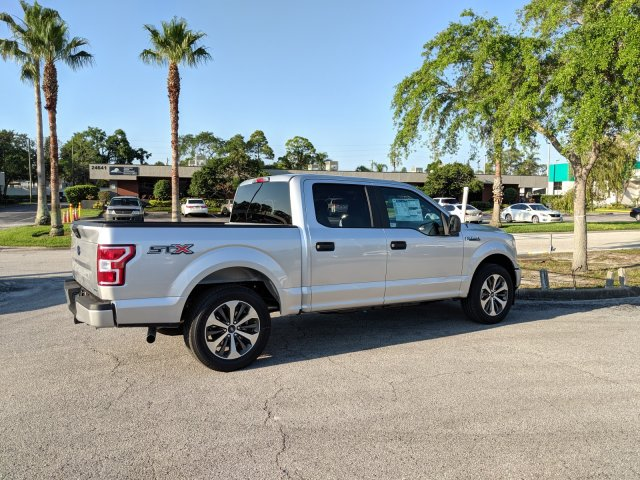 2019 F-150 SuperCrew Cab 4x2,  Pickup #19F547 - photo 2