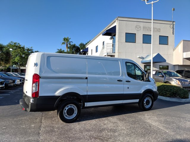 2019 Transit 250 Low Roof 4x2,  Empty Cargo Van #19F561 - photo 1