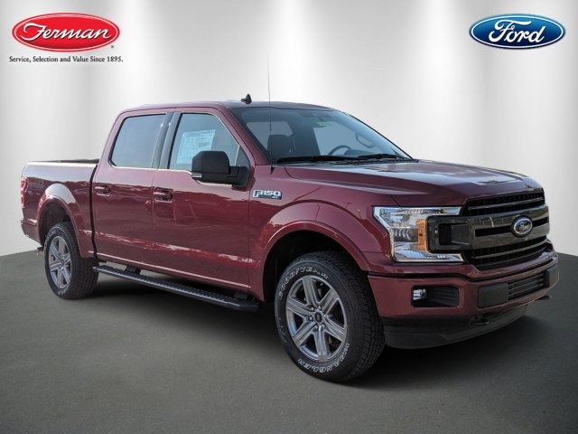 2019 F-150 SuperCrew Cab 4x4,  Pickup #19F566 - photo 1