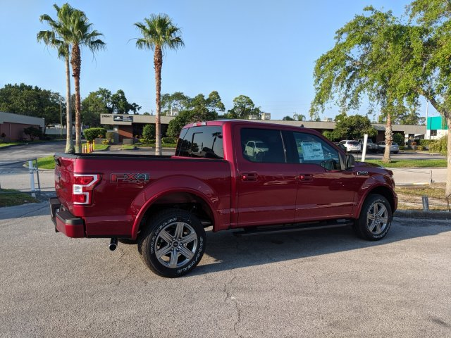 2019 F-150 SuperCrew Cab 4x4,  Pickup #19F566 - photo 2