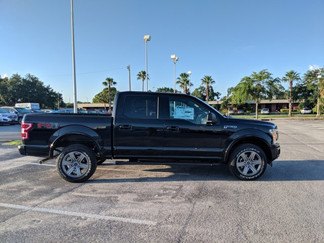 2019 F-150 SuperCrew Cab 4x4,  Pickup #19F589 - photo 3