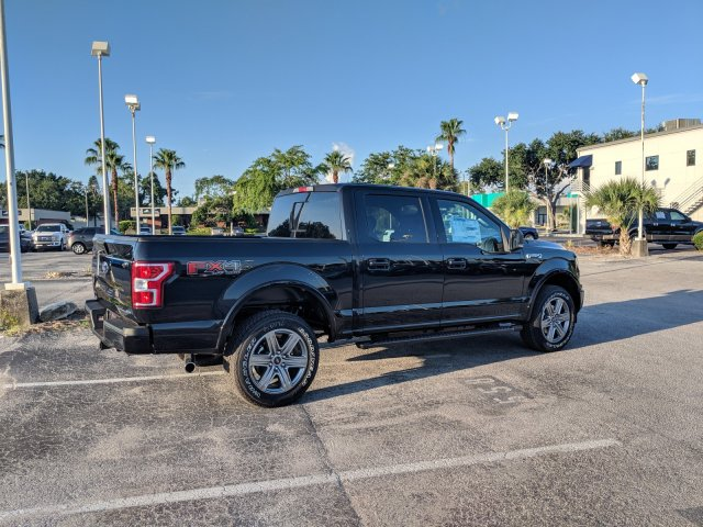 2019 F-150 SuperCrew Cab 4x4,  Pickup #19F589 - photo 2