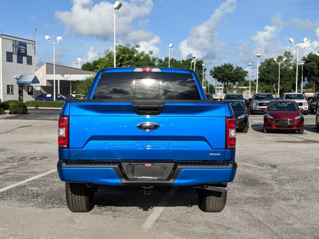 2019 F-150 SuperCrew Cab 4x4,  Pickup #19F591 - photo 4
