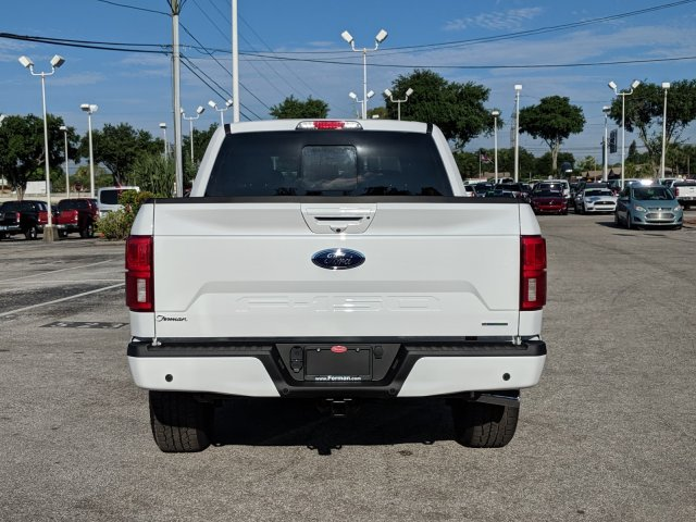2019 F-150 SuperCrew Cab 4x4,  Pickup #19F604 - photo 4