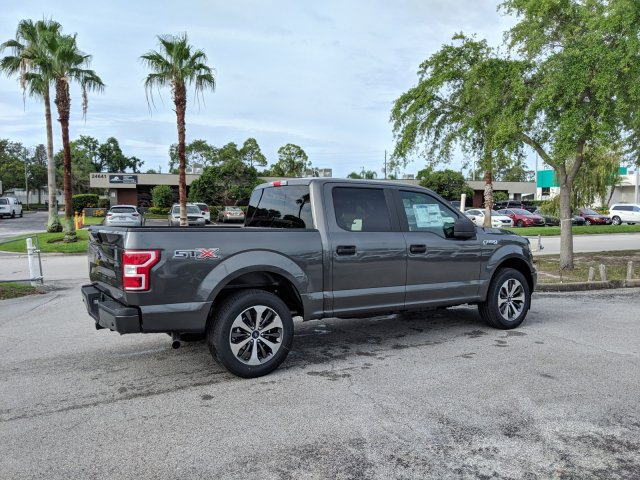 2019 F-150 SuperCrew Cab 4x2,  Pickup #19F634 - photo 2