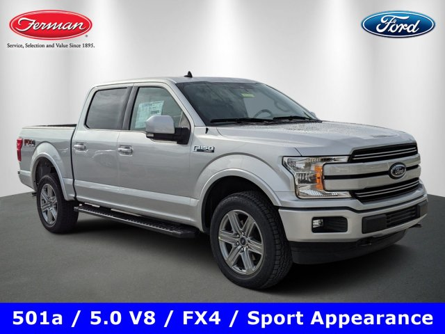 2019 F-150 SuperCrew Cab 4x4,  Pickup #19F637 - photo 1