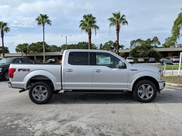 2019 F-150 SuperCrew Cab 4x4,  Pickup #19F637 - photo 3