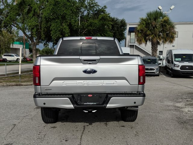 2019 F-150 SuperCrew Cab 4x4,  Pickup #19F637 - photo 4