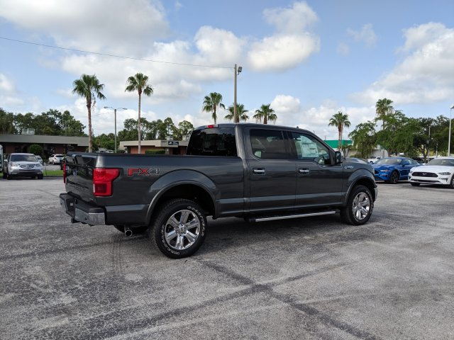 2019 F-150 SuperCrew Cab 4x4,  Pickup #19F650 - photo 2