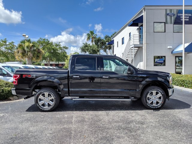 2019 F-150 SuperCrew Cab 4x4,  Pickup #19F676 - photo 4