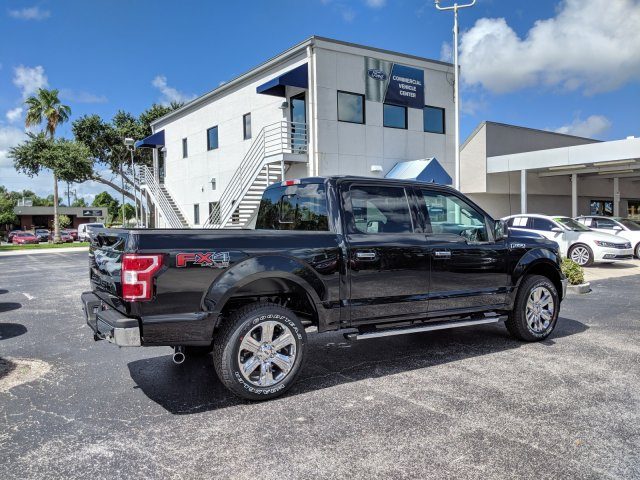 2019 F-150 SuperCrew Cab 4x4,  Pickup #19F676 - photo 2