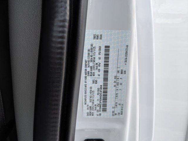 2019 E-350 4x2,  American Commercial Aluminum Cutaway Van #19F728 - photo 13