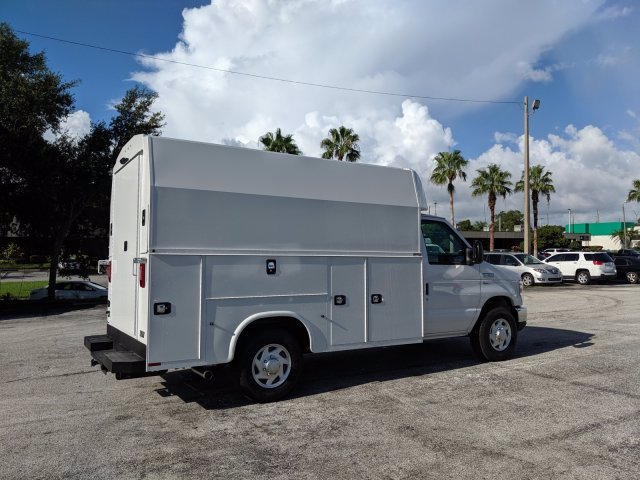 2019 Ford E-350 4x2, Knapheide Service Utility Van #19F734 - photo 1