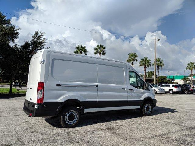 2019 Transit 250 Med Roof 4x2,  Empty Cargo Van #19F737 - photo 2