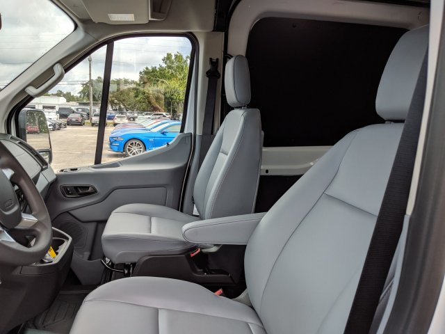 2019 Transit 250 Med Roof 4x2, Empty Cargo Van #19F757 - photo 9
