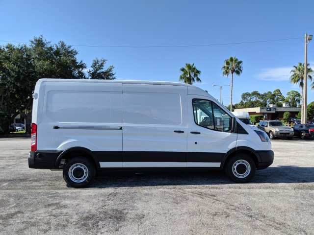 2019 Transit 250 Med Roof 4x2,  Empty Cargo Van #19F762 - photo 3