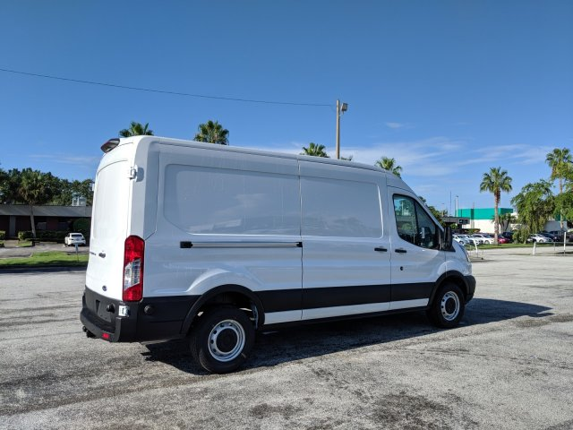 2019 Transit 250 Med Roof 4x2,  Empty Cargo Van #19F762 - photo 2