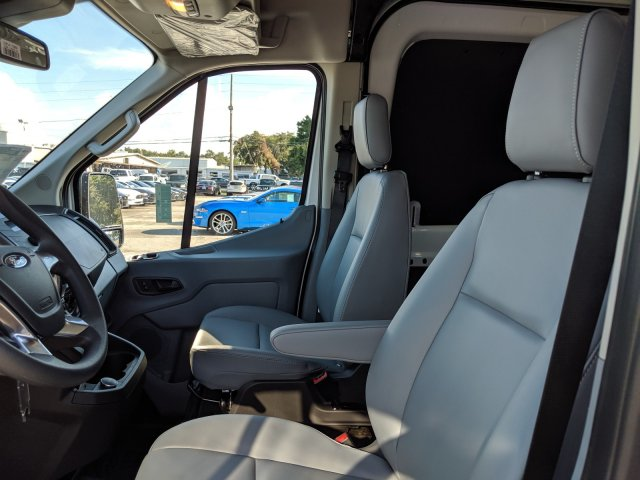 2019 Transit 250 Med Roof 4x2,  Empty Cargo Van #19F762 - photo 9