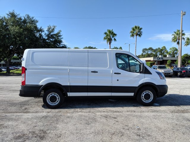 2019 Transit 150 Low Roof 4x2,  Empty Cargo Van #19F764 - photo 3