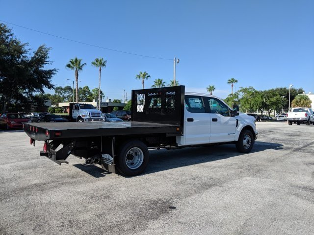2019 Ford F-350 Crew Cab DRW 4x2, Knapheide Platform Body #19F848 - photo 1
