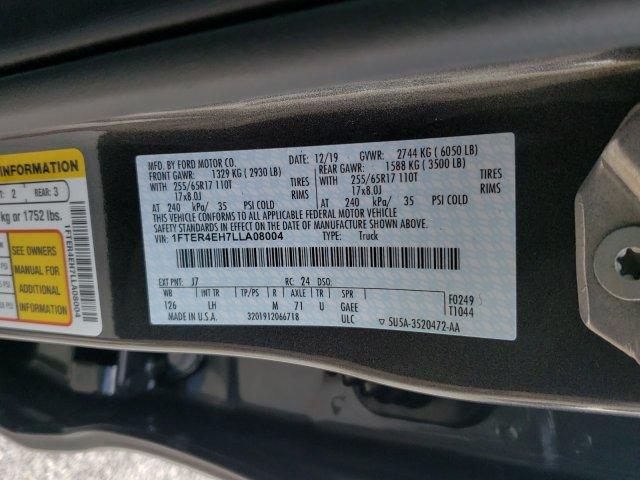 2020 Ranger SuperCrew Cab 4x2, Pickup #20F221 - photo 13