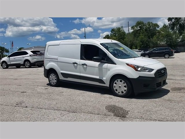 2020 Ford Transit Connect FWD, Empty Cargo Van #20F442 - photo 37