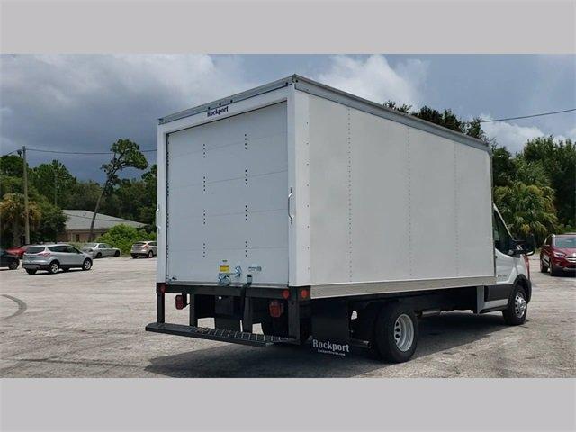 2020 Ford Transit 350 HD DRW RWD, Rockport Cutaway Van #20F730 - photo 1