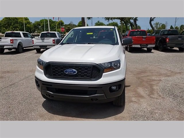 2020 Ford Ranger SuperCrew Cab RWD, Pickup #20F857 - photo 13