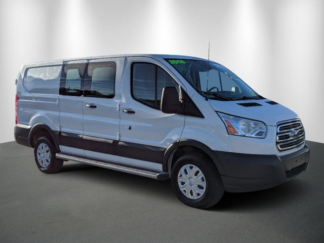 2018 Ford Transit 250 Low Roof 4x2, Empty Cargo Van #PF2021 - photo 1