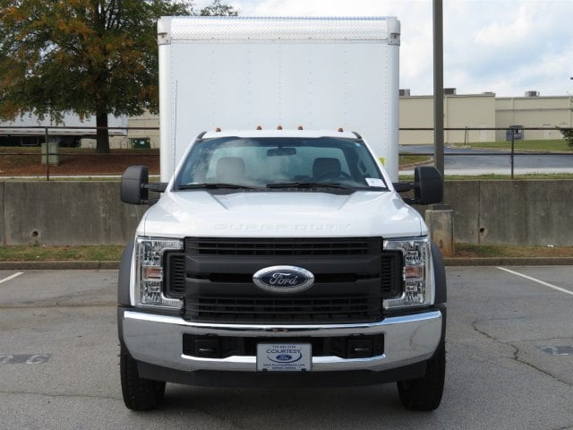 2017 F-550 Regular Cab DRW, Smyrna Truck Dry Freight #17T1112 - photo 4