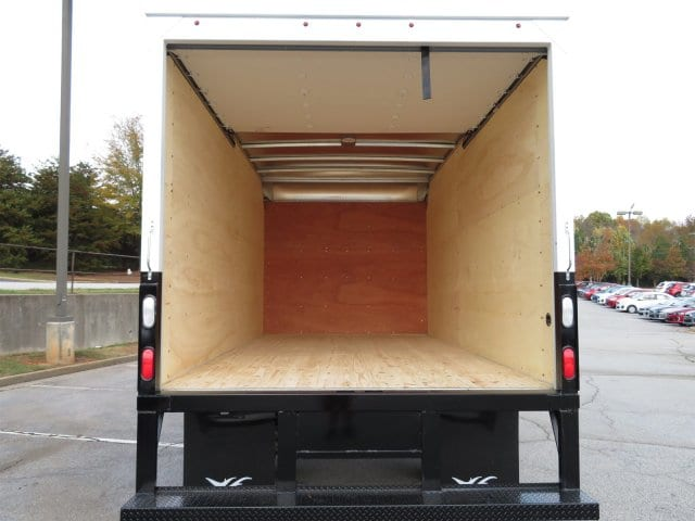 2017 F-550 Regular Cab DRW, Smyrna Truck Dry Freight #17T1112 - photo 6